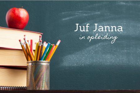 Juf Janna schrijft
